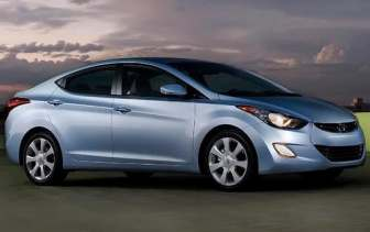 The Hyundai Elantra makes the top 10 as one of America's most dangerous vehicles.