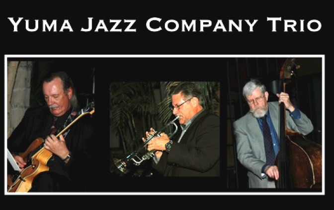 Image result for yuma jazz performing