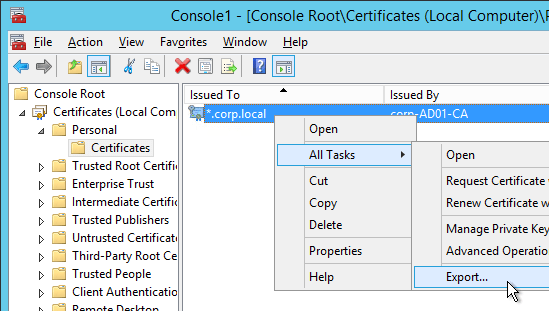 NetScaler 10 5 Certificates – Carl Stalhood