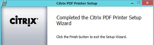 Citrix Pdf Printing Feature Pack