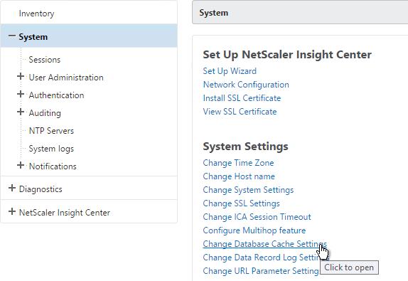 NetScaler Insight Center – Carl Stalhood