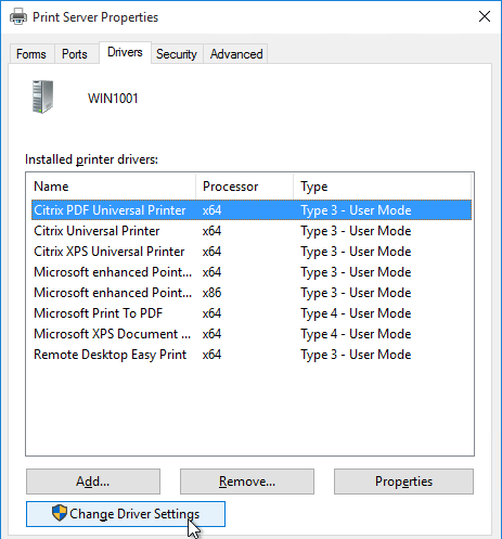 Cannot Load The Citrix Ica Client Drivers Error 1000