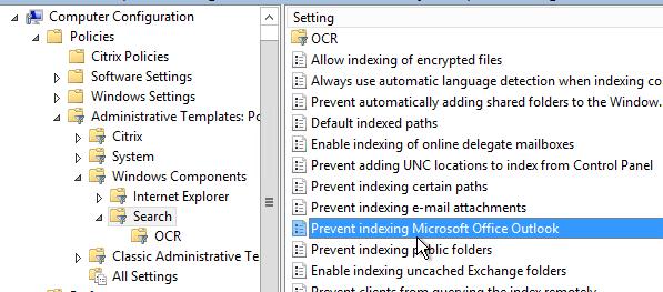 windows 10 1803 admx search ocr