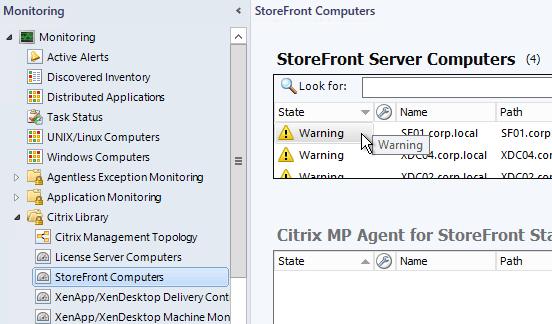 Citrix SCOM Management Packs – XenApp/XenDesktop (2017_10_27