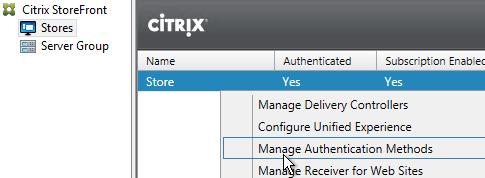 LDAP Authentication – NetScaler Gateway 10 5 – Carl Stalhood