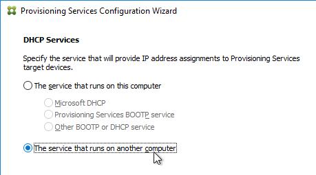 Citrix Provisioning Services Installation_7 15 LTSR