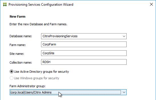 Citrix Provisioning Services Installation_7 15 LTSR – Digital Cloud Zone