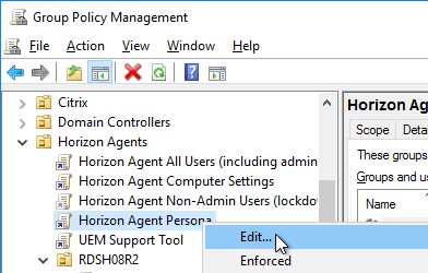 Enable Remote Administration Gpo