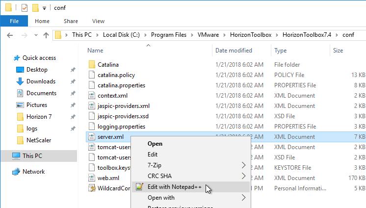 Vmware Horizon 75 Connection Server Carl Stalhood
