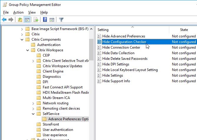 Install citrix receiver via group policy | Silent install