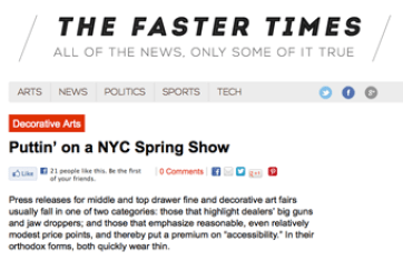 The Faster Times 5.2.12