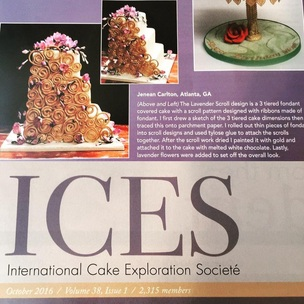 Carlton's Cakes in International Cake Exploration Society