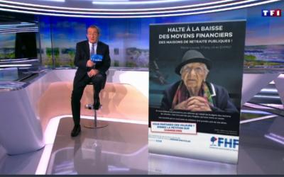 Campagne d'information nationale – Le Monde, 20 minutes, Le Parisien et Le Journal du dimanche, Twitter, Facebook …