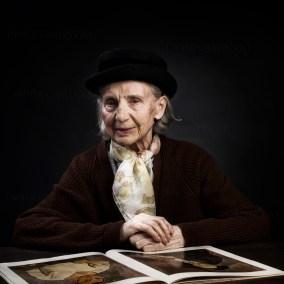 Simone 98 ans