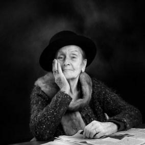 Jacqueline 85 ans