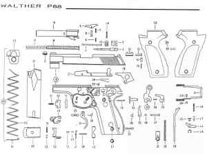 Walther Ppq Parts Diagram | Wiring Source