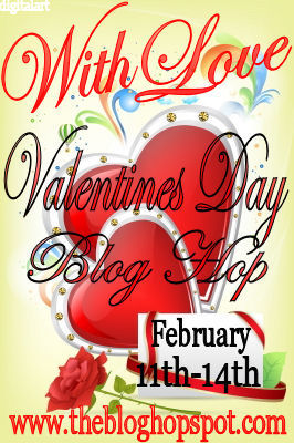 With Love Blog Hop Winners!