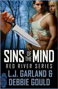 """""""Sins of the Mind (Red River, Book 1)"""" by L.J. Garland & Debbie Gould"""