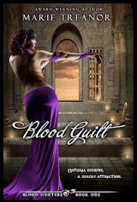 BW:  Blood Guilt by Marie Treanor
