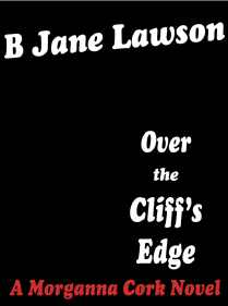 Over the Cliff's Edge by B. Jane Lawson