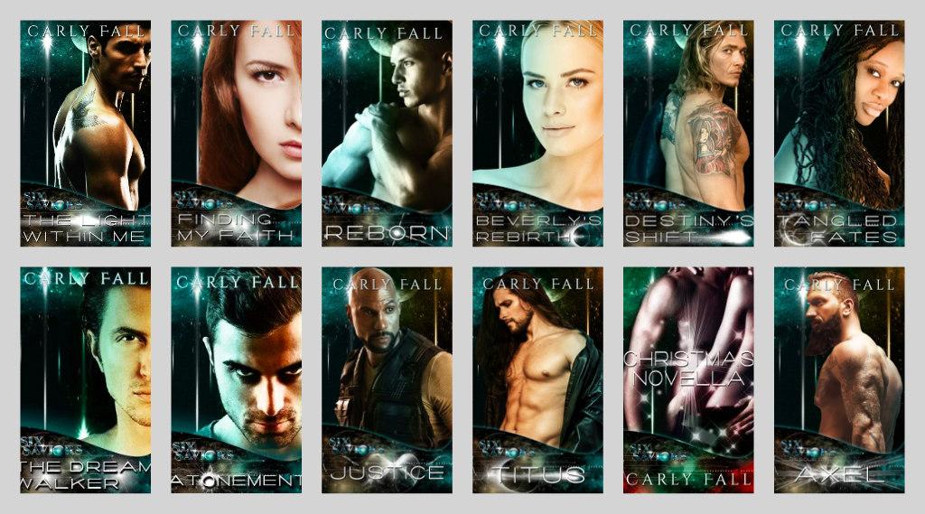 Six Saviors Series Reading Order