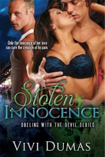 Cover Reveal – Stolen Innocence by Vivi Dumas
