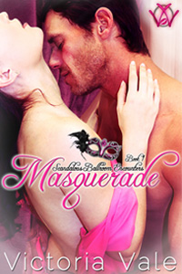 Cover Reveal: Masquerade: Scandalous Ballroom Encounters Book 1