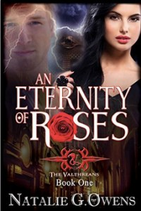 An Eternity of Roses_ A Paranormal Romance Mystery (The Valthreans Book 1), Natalie G. Owens, Jeffrey Kosh, Zee Monodee - Amazon.com