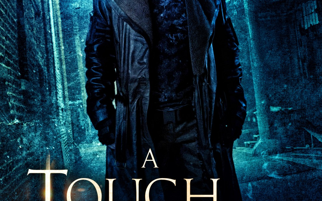 A Touch of Blood (Connor and Sami – Book 1)