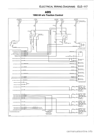 E36 Abs Wiring Diagram | Wiring Library