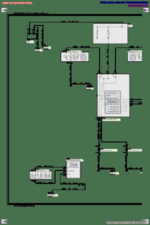 FORD KUGA 2011 1G Wiring Diagram Workshop Manual