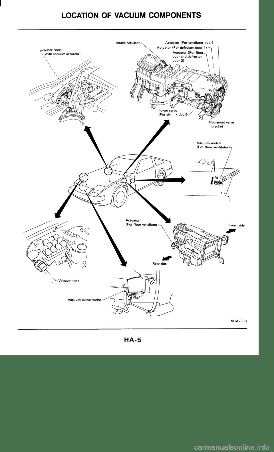 Ausgezeich 1986 nissan 300zx schaltplan ideen schaltplan serie