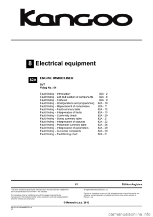 Renault Clio Immobiliser Wiring Diagram | Wiring Library