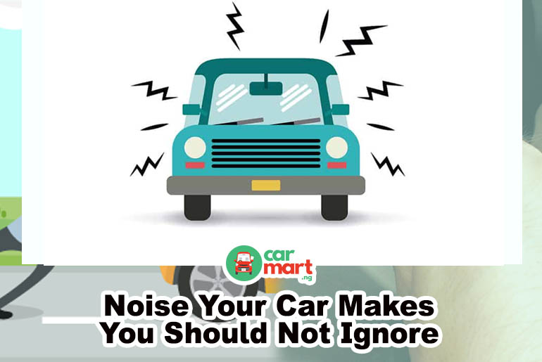 16 Noise Your Car Makes You Should Not Ignore