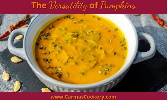 The Versatility of Pumpkins