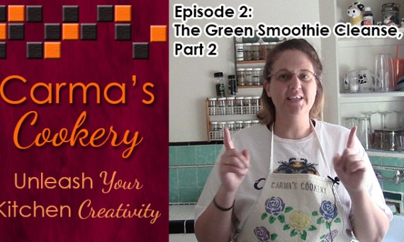 Carma's Cookery Episode 2