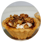 miniature pie
