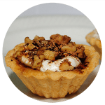 miniature pie