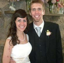 Michael and Lauren Landis
