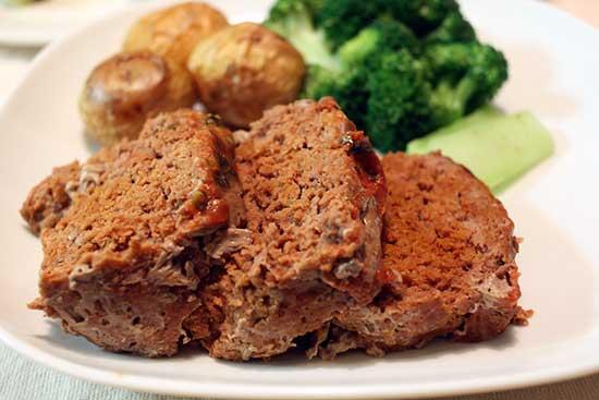 budget meal - meat loaf
