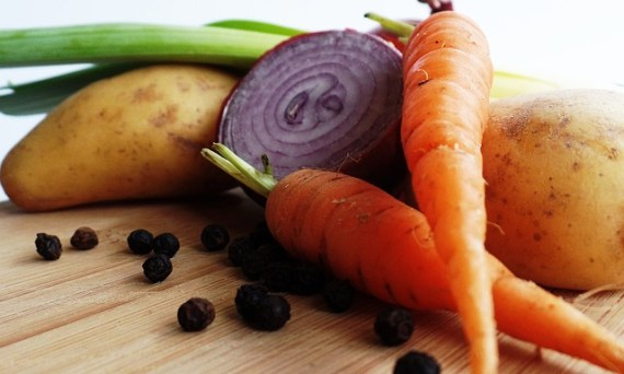 root vegetables do well in a slow cooker