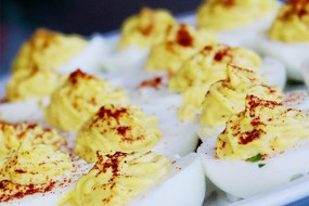 Deviled Eggs Deluxe