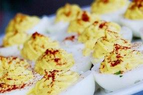 Deviled Eggs Deluxe