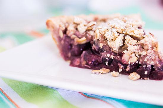 windswept cherry pie