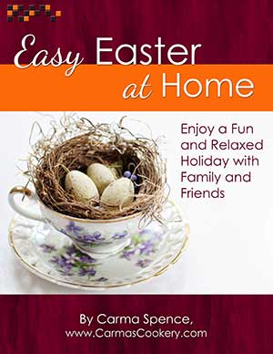 Easy Easter at Home