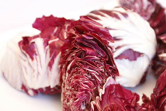 healthy ingredient - Radicchio