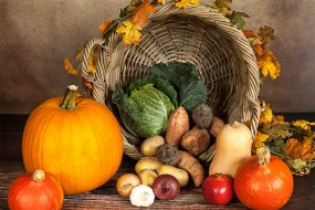3 Favorite Fall Vegetables