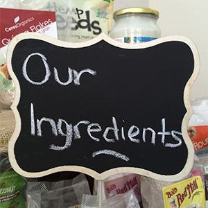 Food trend - more detailed food labeling