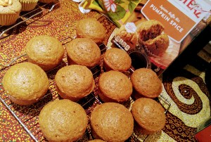 Krusteaz Supreme Muffin Mix Pumpkin Spice