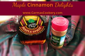 Maple Cinnamon Delights